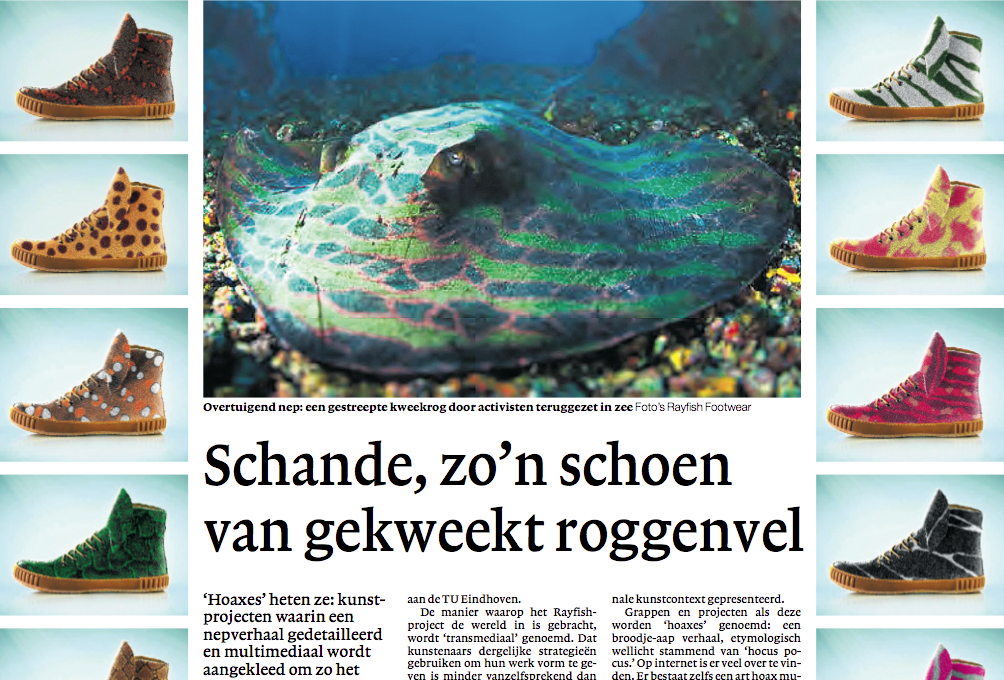 nrc article rayfish